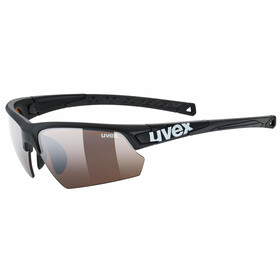 UVEX Sportstyle 224 Colorvision Sportglasses black matt/outdoor